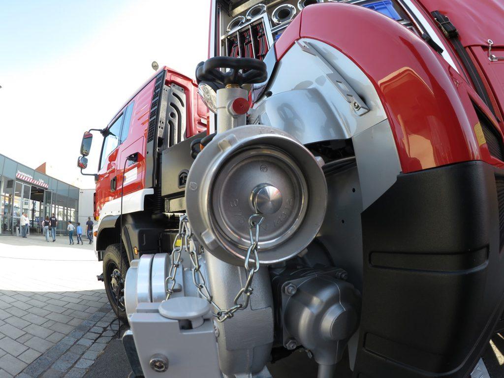 Tűzoltósági és Mentő szakkiállítás