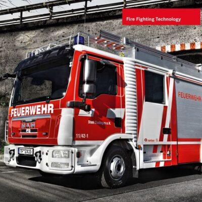 Kommunális tűzoltó gépjárművek