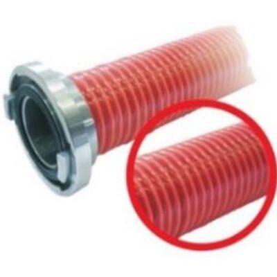 Szívótömlő 110-es piros