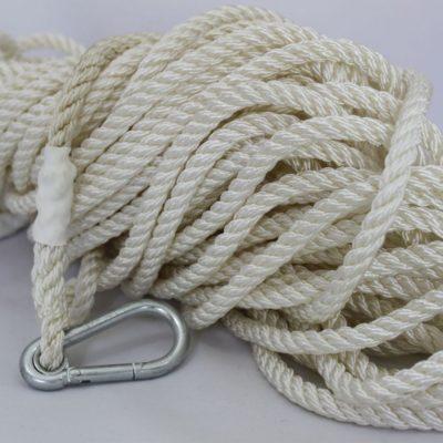 Tűzoltó sugárcső kötél