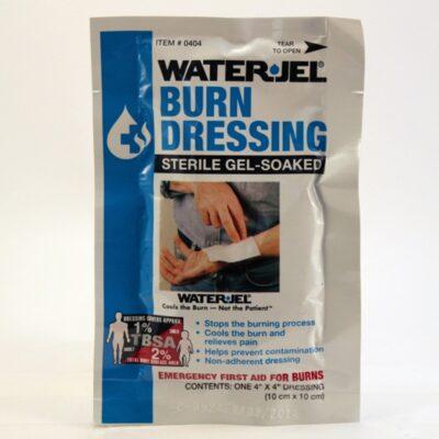 Water Jel égési kötszer 10x10cm.